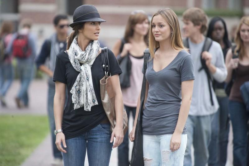 Leighton Meester e Minka Kelly, protagoniste del film The Roommate