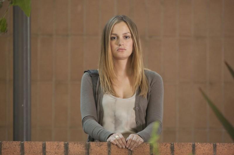 Leighton Meester in una scena del film The Roommate
