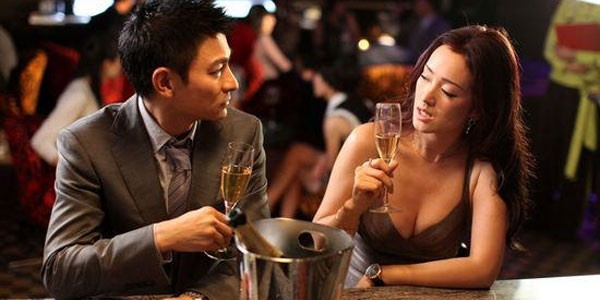 Un'immagine del film I Know a Woman's Heart con Andy Lau e Gong Li