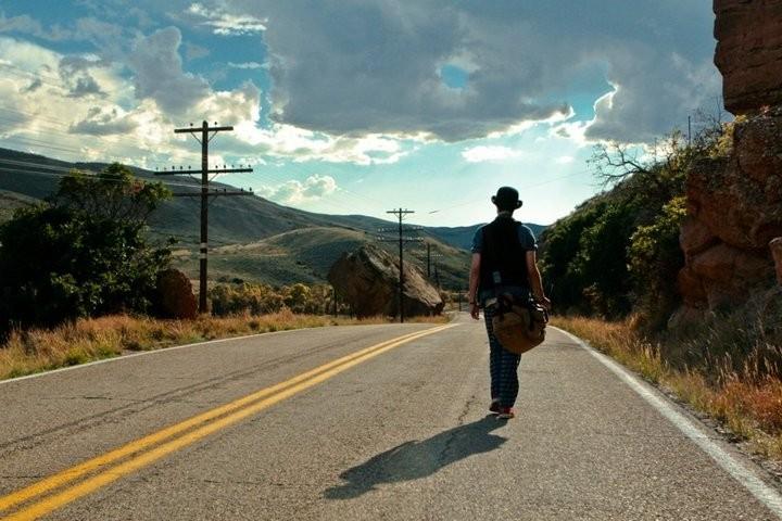 Una suggestiva immagine del film Waiting for Forever