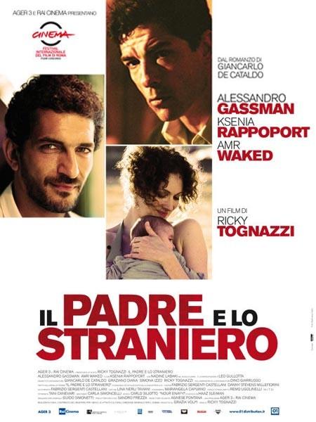 Locandina italiana di Il padre e lo straniero