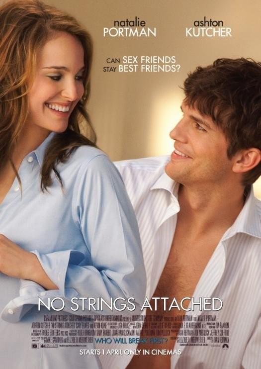 Nuovo poster internazionale per No Strings Attached