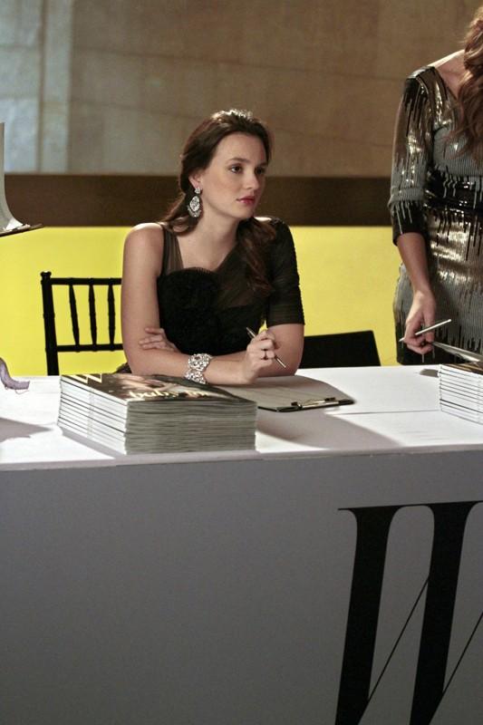 Blair (Leighton Meester) nell'episodio Damien Darko di Gossip Girl