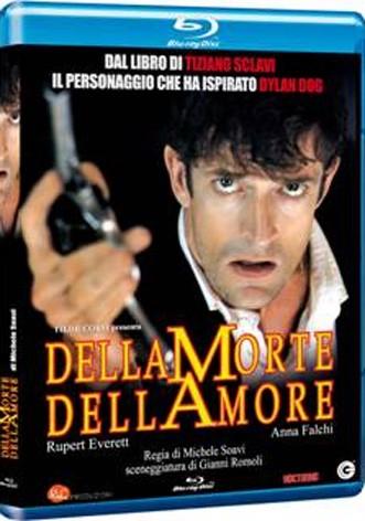 La copertina di Dellamorte Dellamore (blu-ray)