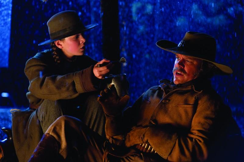 Matt Damon e Hailee Steinfeld in coppia per il film True Grit