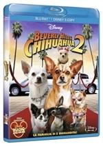 La copertina di Beverly Hills Chihuahua 2 (blu-ray)