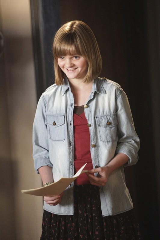 Paige Whedon (Kerris Dorsey) in una scena dell'episodio Thanks For The Memories di Brothers & Sisters
