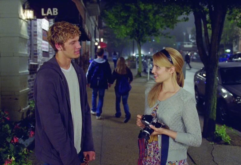 Alex Pettyfer e Dianna Agron in una immagine del film Sono il numero quattro