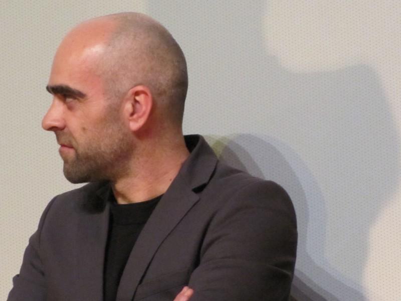 l'attore Luis Tosar presenta Even the Rain al 61esimo Festival di Berlino