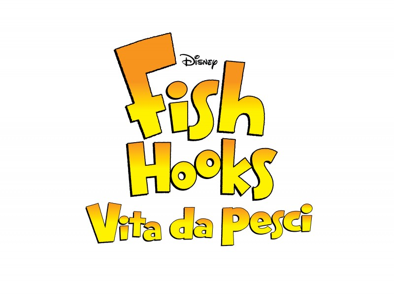 La locandina di Fish Hooks - Vita da pesci