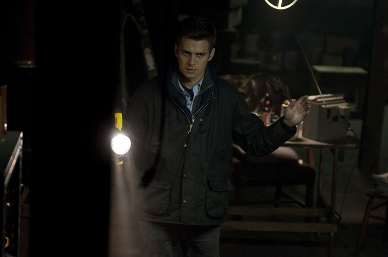 Hayden Christensen nel film Vanishing on 7th Street