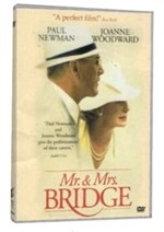 La copertina di Mr. & Mrs. Bridge (dvd)