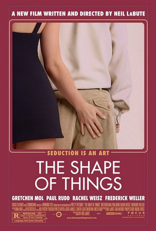 La locandina di The Shape of Things