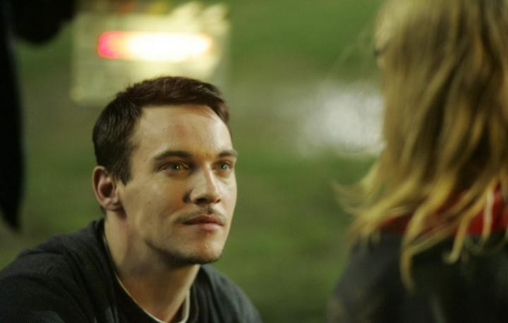 Jonathan Rhys Meyers in un'immagine del film Shelter