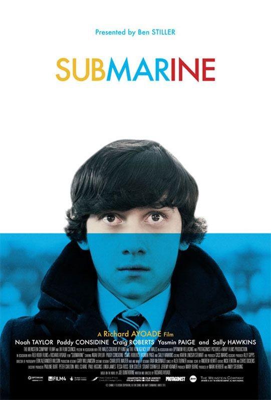 La locandina di Submarine