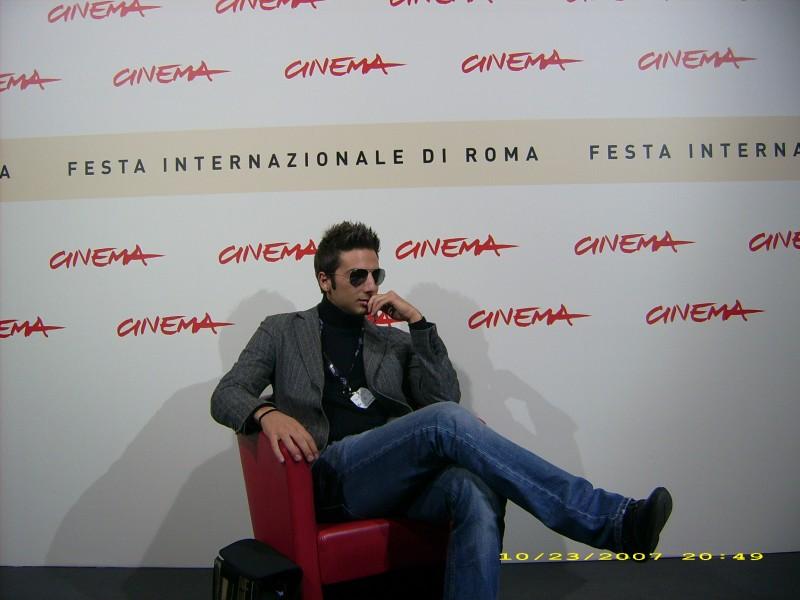 Marco Farina alla Festa del Cinema di Roma