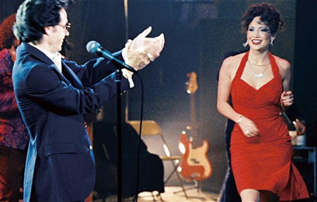 Jennifer Lopez e Marc Anthony in coppia anche al cinema con El Cantante