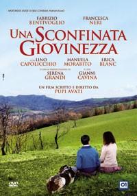 La copertina di Una sconfinata giovinezza (dvd)