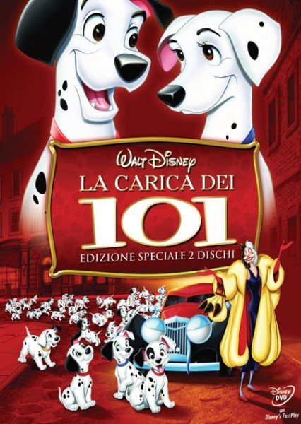 La locandina di La carica dei 101: 194356 - Movieplayer.it