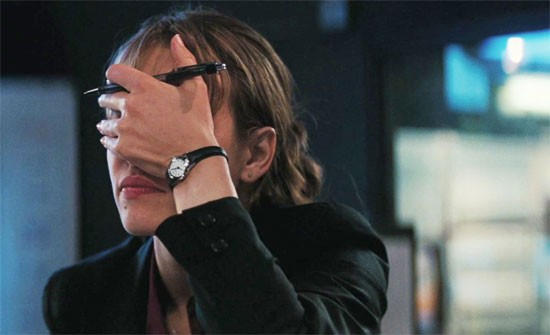 Rachel McAdams impacciata nel film  Morning Glory