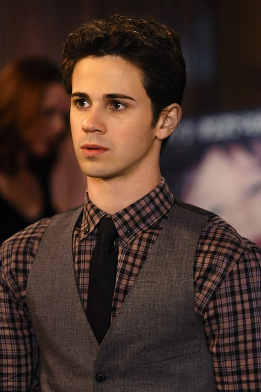 Connor Paolo nell'episodio While You Weren't Sleeping di Gossip Girl
