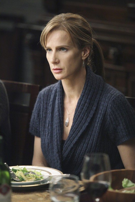 Sarah Walker (Rachel Griffiths) nell'episodio Safe at Home di Brothers & Sisters