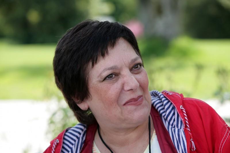 Roberta Fiorentini è Itala in Boris il film