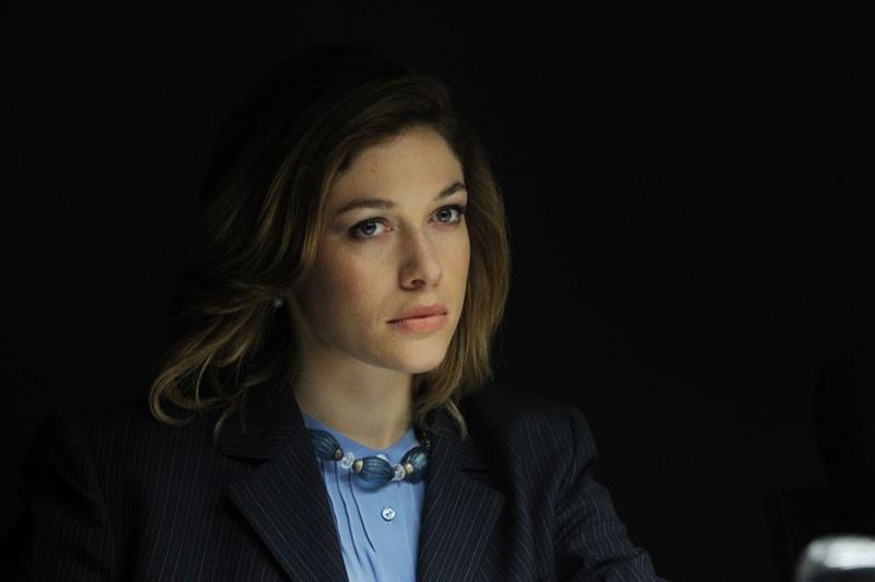 Sarah Felberbaum in un'immagine del film Il gioiellino
