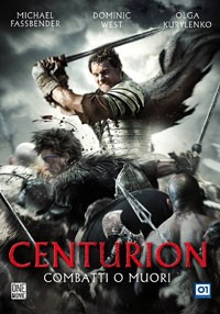 La copertina di Centurion (dvd)