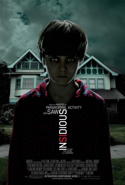 Nuovo poster per Insidious