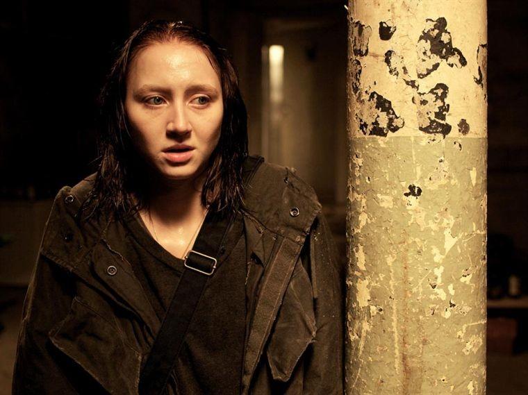 Anna Maria Mühe nel film In der Welt habt ihr Angst