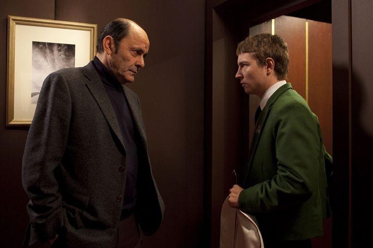 Vincent Rottiers e Jean-Pierre Bacri nel film Avant l'aube