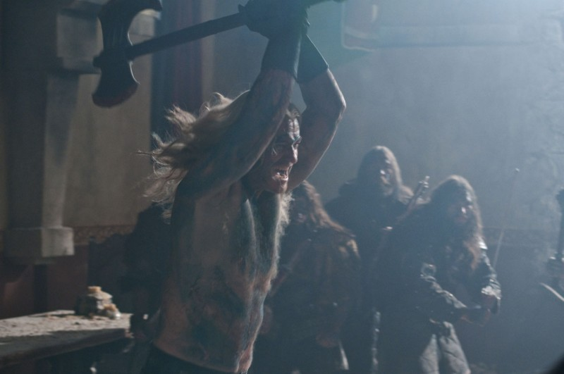 Vladimir Kulich nel film epico Ironclad