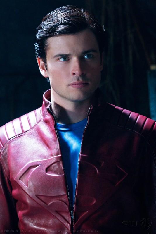 Tom Welling nell'episodio Masquerade di Smallville