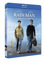 La copertina di Rain man - l'uomo della pioggia (dvd)