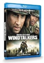 La copertina di Windtalkers (blu-ray)