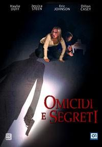 La copertina di Omicidi segreti - A Nanny's secret (dvd)