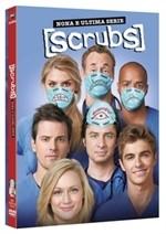 La copertina di Scrubs: Medici ai primi ferri - Stagione 9 (dvd)