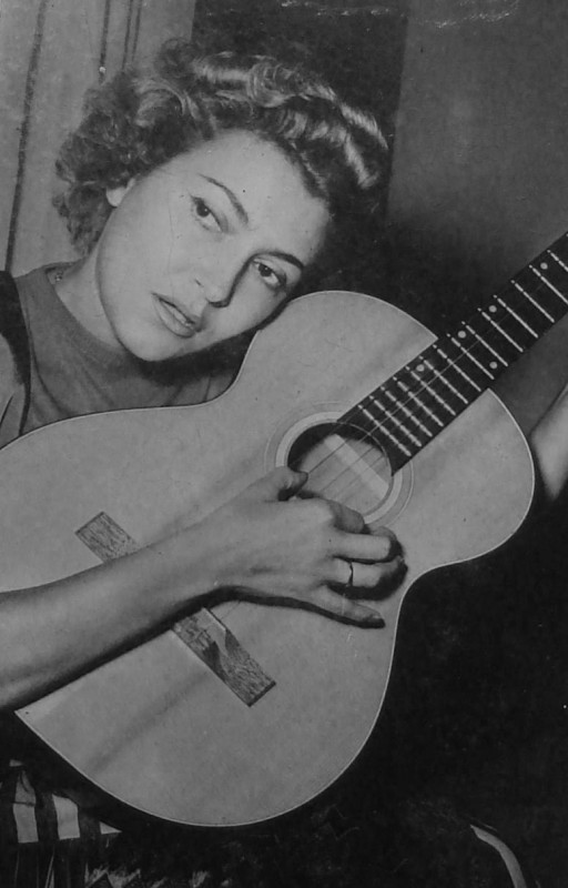Nilla Pizzi (1919-2011)