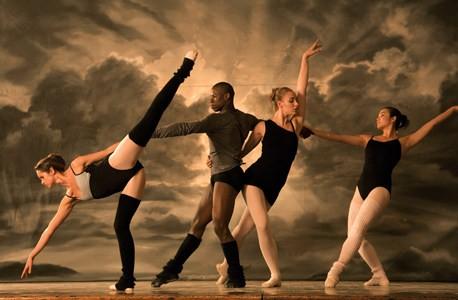 I ballerini di classica nel film StreetDance 3D