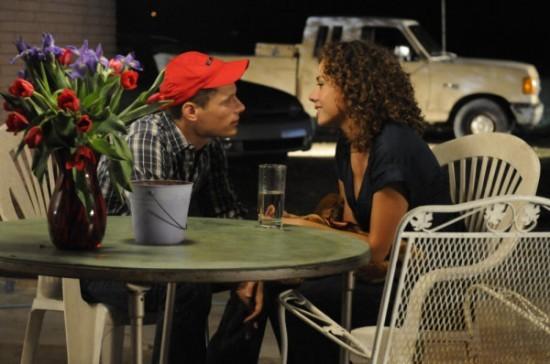 Matt Lauria e Madison Burge dell'episodio finale di Friday Night Lights Always