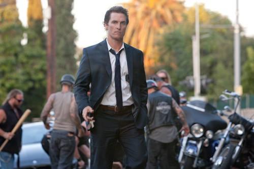 Matthew McConaughey, protagonista di The Lincoln Lawyer