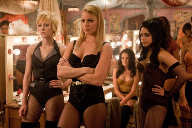 Jena Malone, Abbie Cornish e Vanessa Hudgens in Sucker Punch