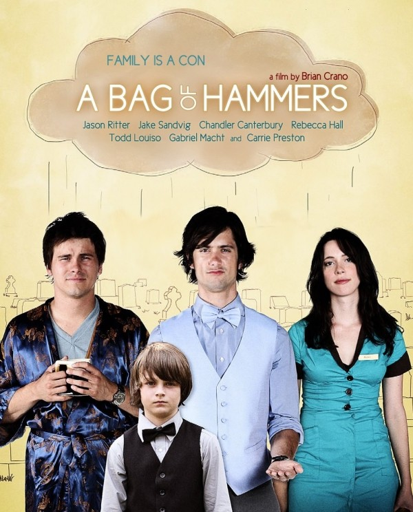 La locandina di A Bag of Hammers