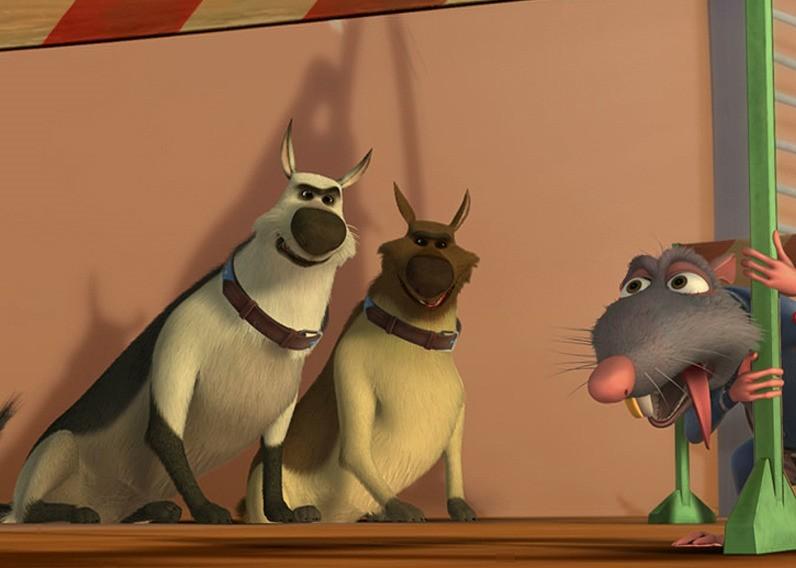 Venya, tra i protagonisti di Space Dogs 3D