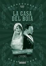 La copertina di La casa del boia (dvd)