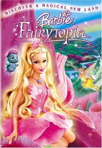 La locandina di Barbie: Fairytopia