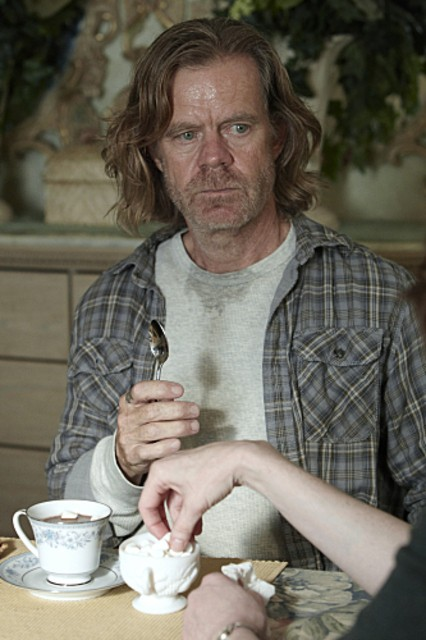 William H. Macy nell'episodio Killer Carl della serie Shameless