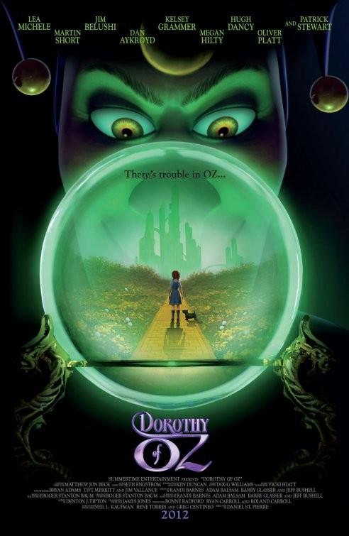 La locandina di Dorothy of Oz