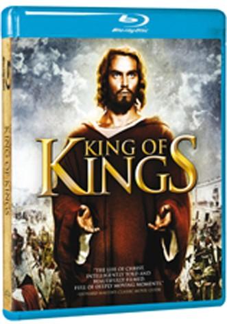 La copertina di Il re dei re (blu-ray)